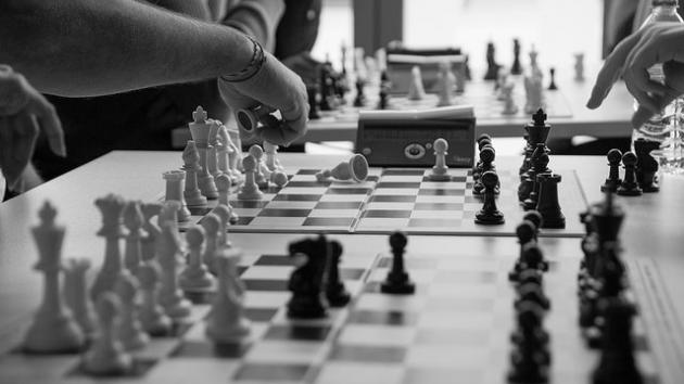 Joining Exeter Chess Club - The Beginning
