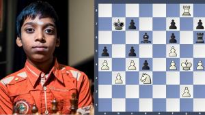 How to trap Rook: Learn from Praggnanandhaa's Thumbnail