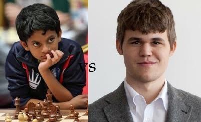 Magnus Carlsen vs Nihal Sarin