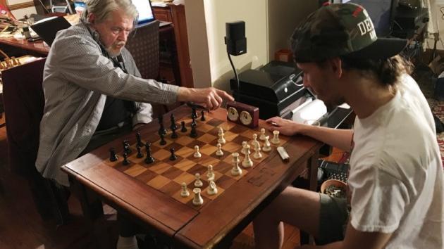 Grandmaster William J. Lombardy