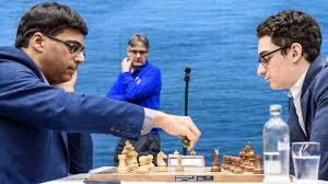 Amazing Game: Tata Steel Masters 2018: Vishy Anand vs Fabiano Caruana