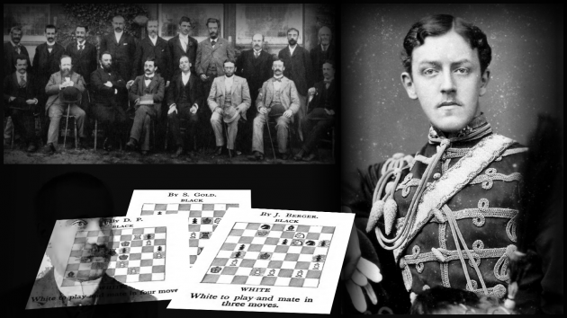 Lieut. Alnod Studd & the Hastings problem solving contest of 1895