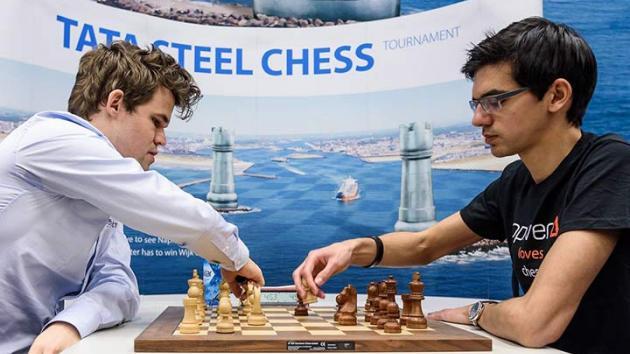 Carlsen shows his class by IM Juan Röhl