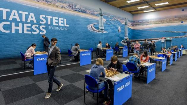 Best Games from Tata Steel Chess 2018