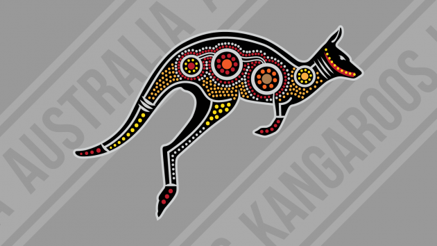 Australia Kangaroos Hop Past Dallas Destiny
