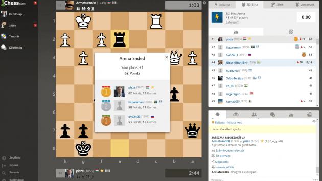 Pisze won Arena 3/2