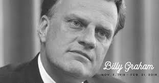 In Honor of Billy Graham