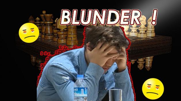 Blunder Super Konyol Magnus Carlsen