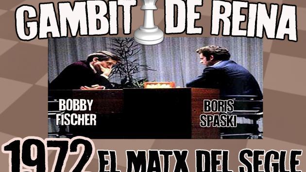 Bobby Fischer vs Boris Spassky (Campionat del Món 1972) Gambit de reina