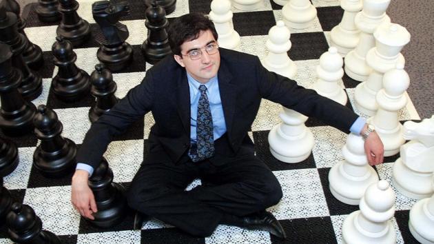 Vladimir Kramnik pre-Candidates' interview