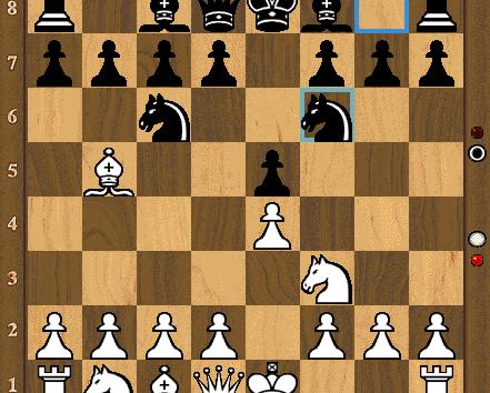 Candidates Round 3, Aronian vs. Kramnik