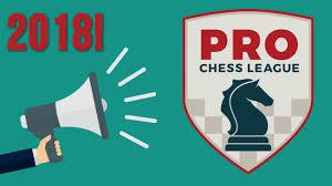 PRO CHESS LEAGUE!