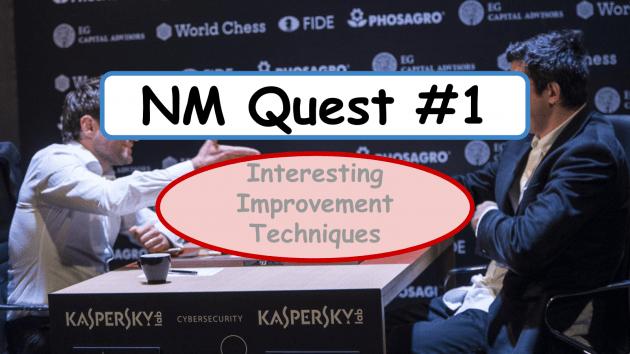 NM Quest #1: Interesting Improvement Techniques