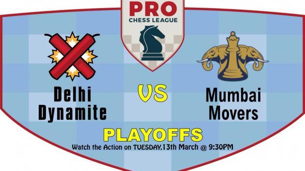 Delhi Dynamite narrowly lost in Playoffs