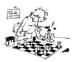 How to cheat at chess