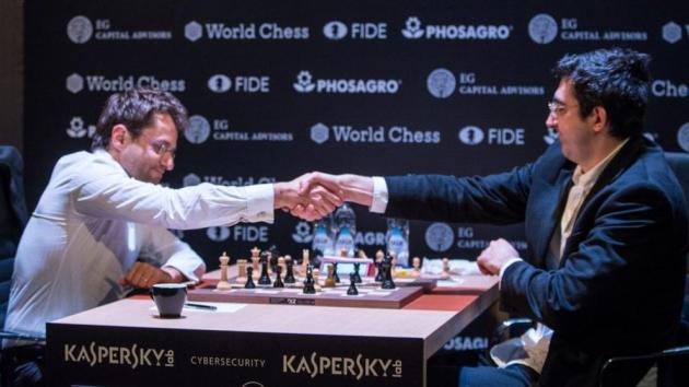 Kramnik surprises in Berlin by Coach IM Juan Armando Röhl Montes