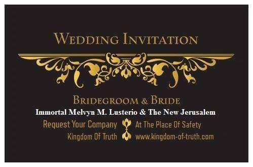 Your Wedding Invitation
