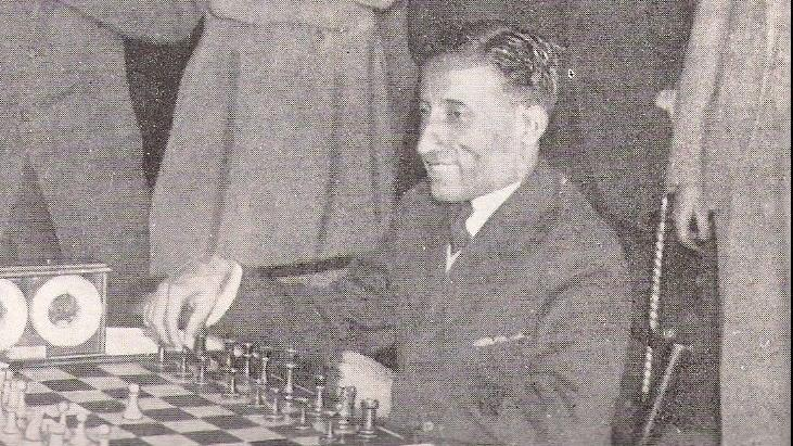Mir Sultan Khan. 'Perhaps the greatest natural player of modern times'.