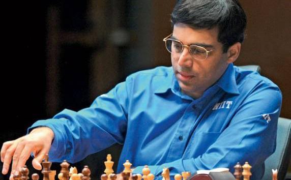 Chess555 Players - Viswanathan Anand
