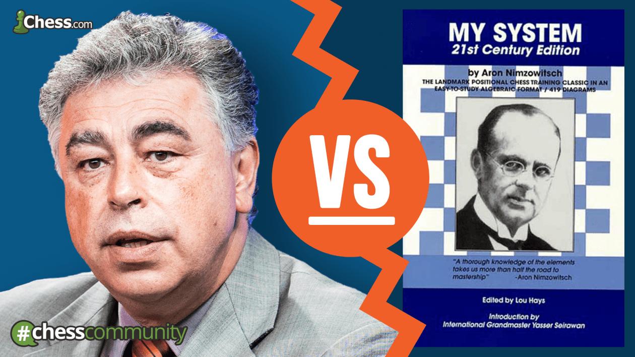 GM Seirawan - Radovic Debate on Nimzovich, Part 1