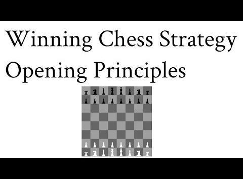 Basic Opening Principle