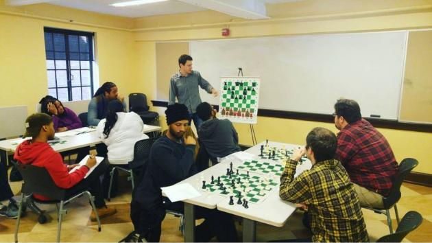 The Professional Benefits of Chess