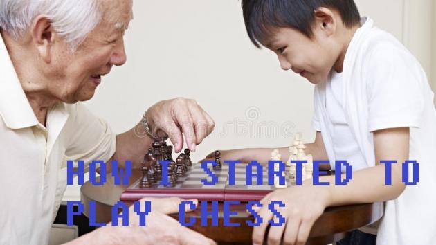 How I started my journey in chess!