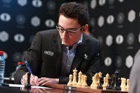 Caruana leads in Berlin by IM Juan Armando Röhl Montes