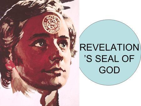 Revelation's Seal of God