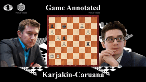 Karjakin vs Caruana - Berlin Candidates 2018