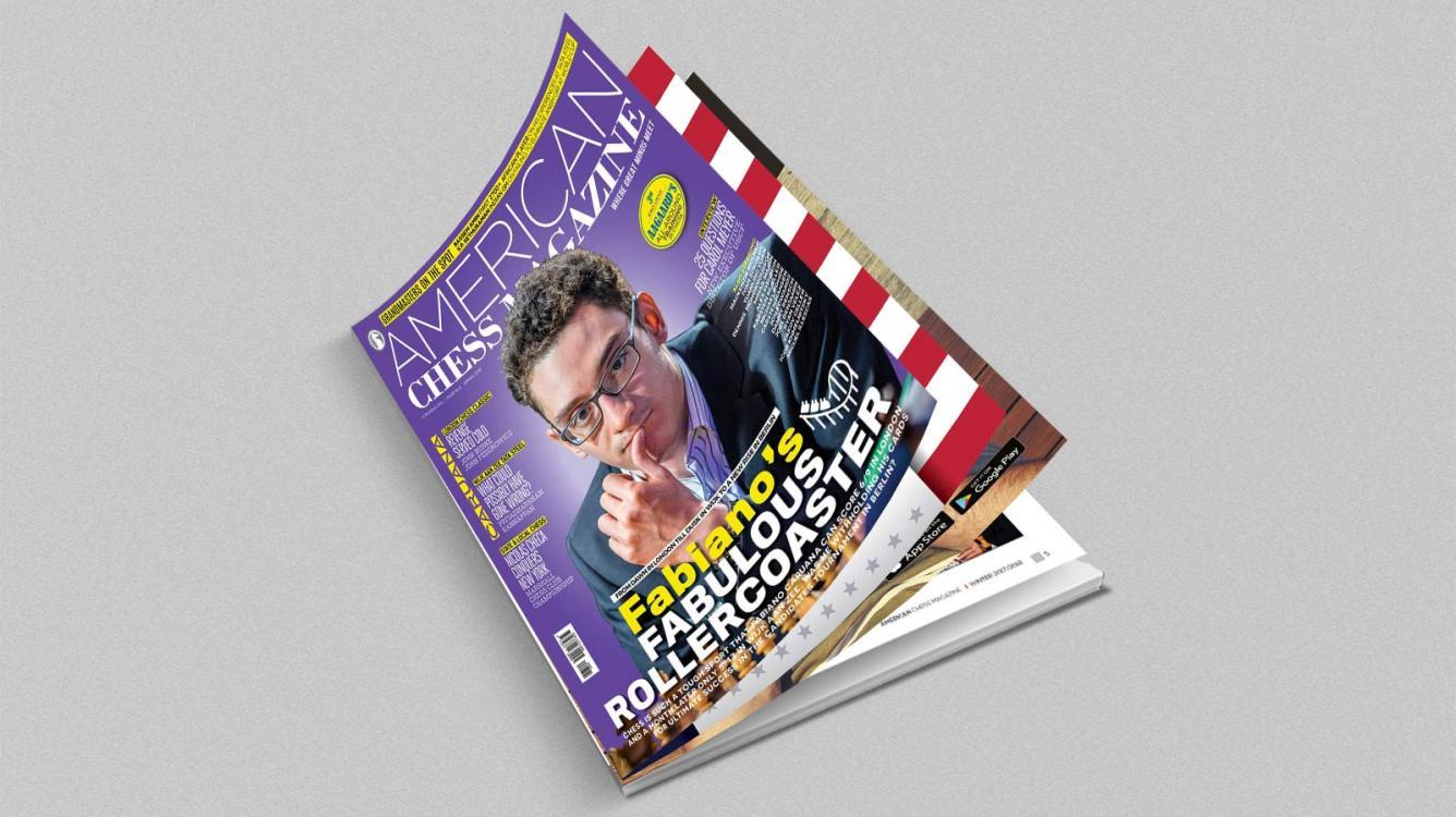 ACM #06: Fabiano's Fabulous Rollercoaster