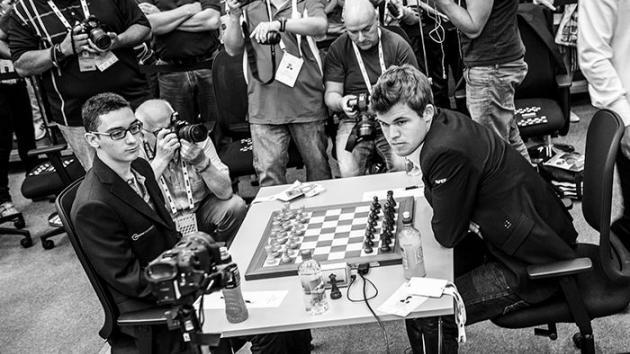 Caruna or Carlsen