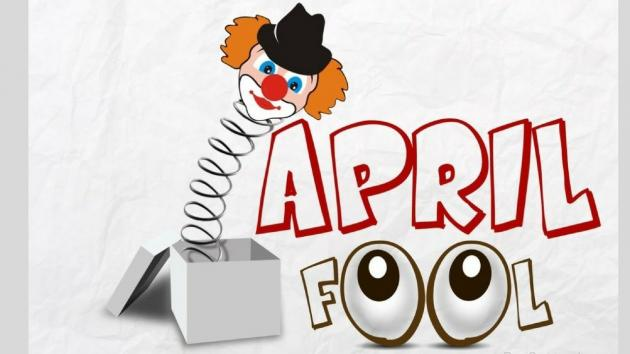 April Fool Series