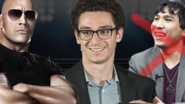 [APRIL FOOLS]: Caruana Hires Dwayne the Rock as Mental Toughness Coach