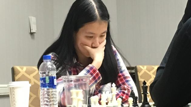 USCF Tournament Report: Midwest Holiday Class