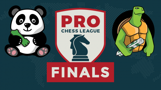 PRO Chess Semifinals: Chengdu Pandas Vs Ljubljana Turtles Live Blog
