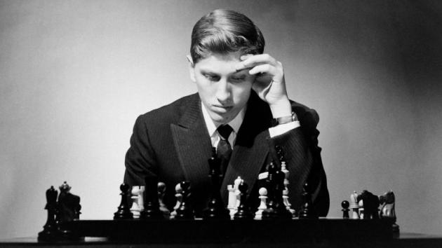 Robert James Fischer (March 9, 1943 – January 17, 2008)