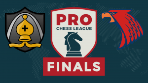 PRO Chess Semifinals: Armenia Eagles Vs Saint Louis Arch Bishops Live Blog