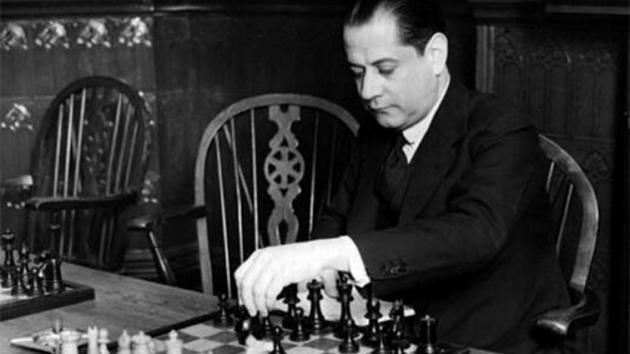 José Raúl Capablanca (19 November 1888 – 8 March 1942)