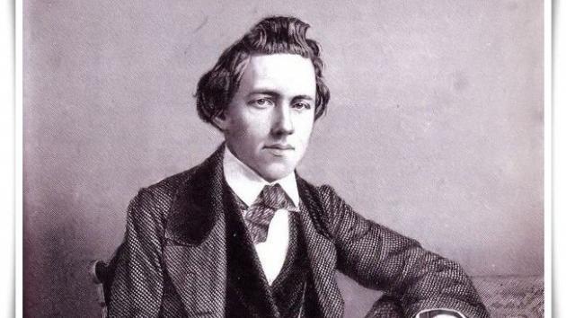 Paul Morphy (June 22, 1837 – July 10, 1884)