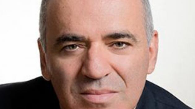 Garry Kasparov's B-Day