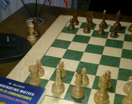 Arlington Chess Club ladder Black vs. Husicic 1-0 4/13/18 30/90 SD/60 d 5