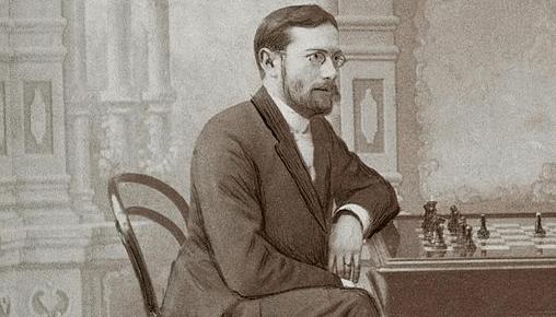Siegbert Tarrasch (5 March 1862 – 17 February 1934)
