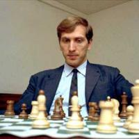 Was It Only a Game?  Bobby Fischer, early interview...