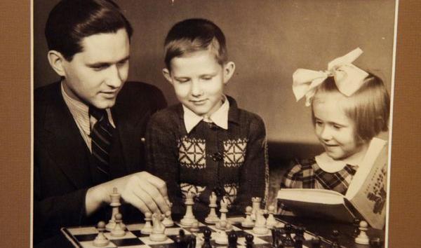 My favorite game Of. Number 2. Paul Keres.