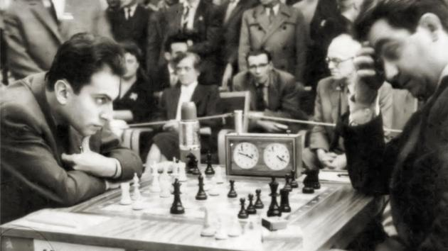 My Favorite Game Of. Number 3. Mikhail Tal.