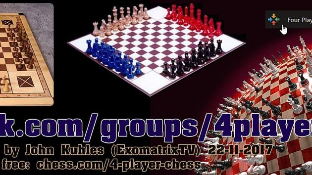 Basic & Advanced Strategic TIPS for Beginners How to Play #4PlayerChess