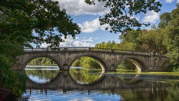 El puente de Lucena.