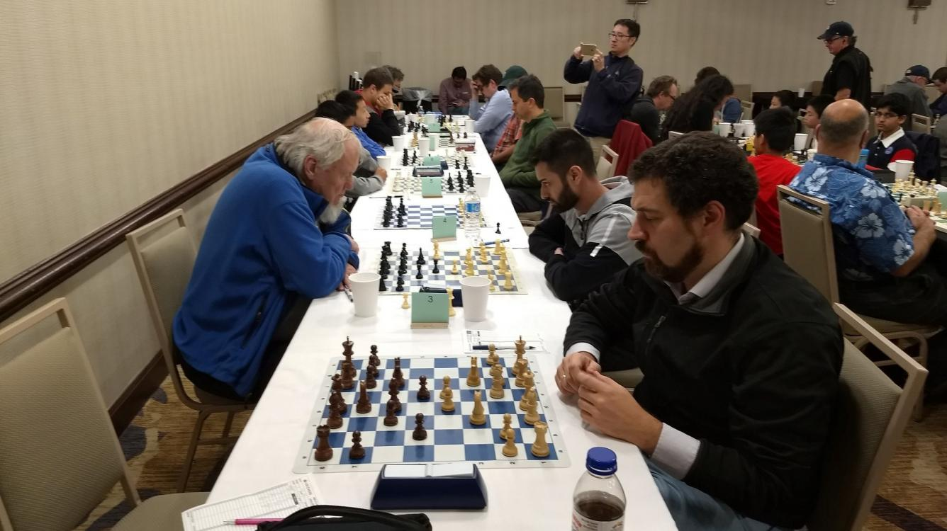 Washington Open 2018: my path to the top