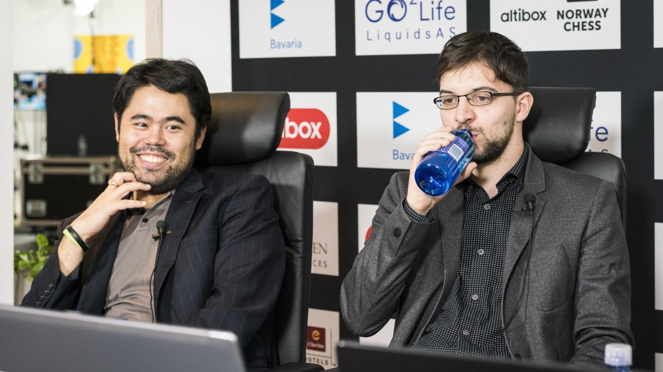 Altibox: Nakamura tests Carlsen's idea against the Najdorf
